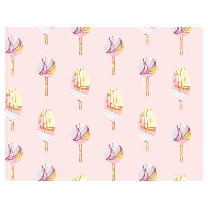 Pale Popsicle Handbags