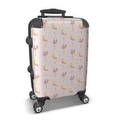Pale Popsicle Suitcase