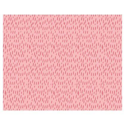 Raining Opportunities Kimono in Berry Red