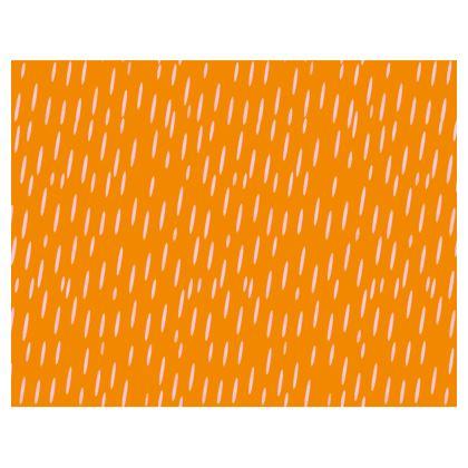 Raining Opportunities Handbags in Orange