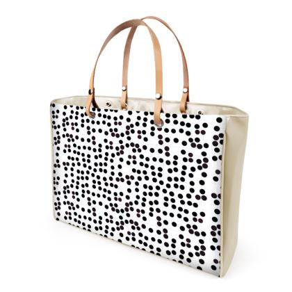 Spot On Handbags in Black and White