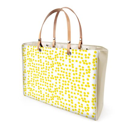 Spot On Handbags in Yellow