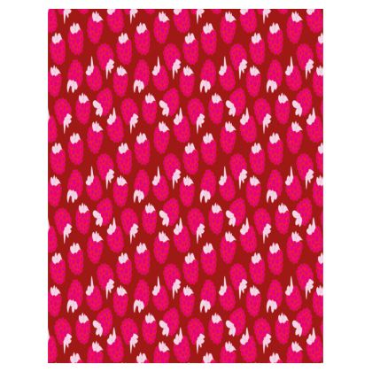 Berrylicious Trays in Red Raspberry