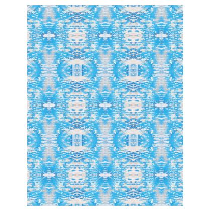 Blue Woods Trays