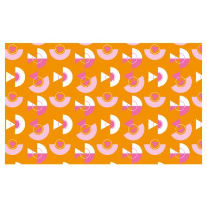 Playground Zip Top Handbag in Orange
