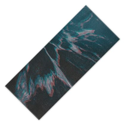 "Towel ""Marbled Ice"""