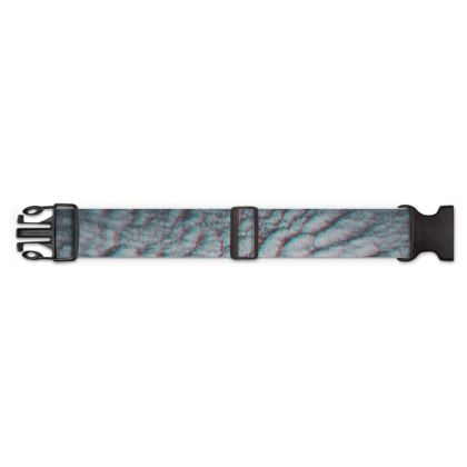 "Luggage Strap ""Clouds in Aspic"""