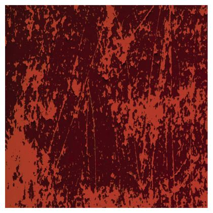 "Luggage Tag ""Orange"""