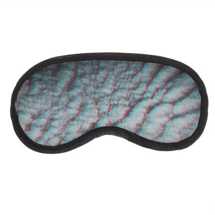 "Eye Mask ""Clouds in Aspic"""