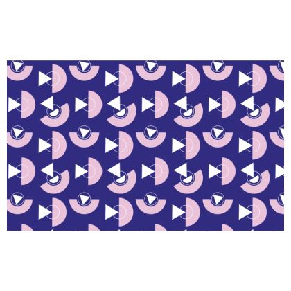 Playground Zip Top Handbag in Violet