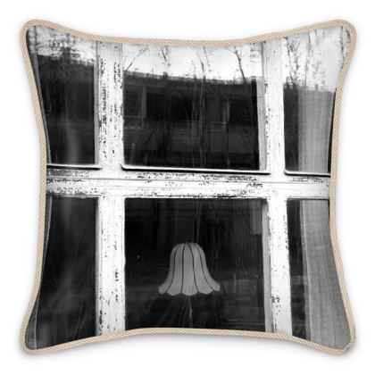 "Silk Cushion ""Forgotten Cabinet"""