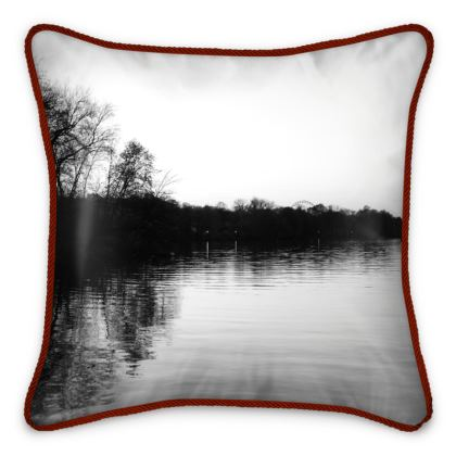 "Silk Cushion ""Spree"""