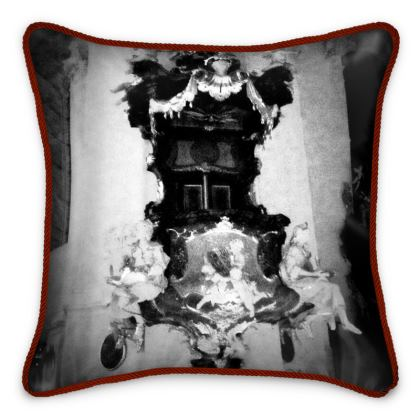 "Silk Cushion ""Pulpit"""