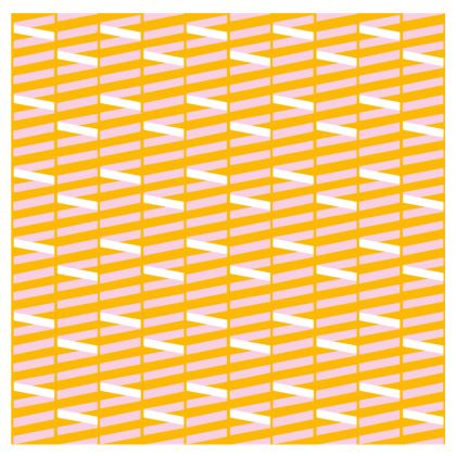 Zig My Zag Espadrilles in Orange
