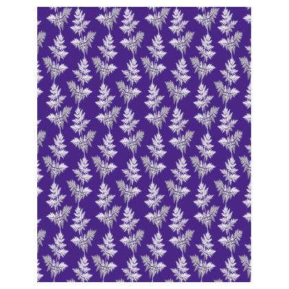 Forest Fern Trays in Violet