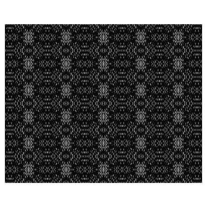 Black Illusion Kimono