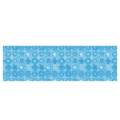 Pattern 93 Greek embroidery lace table runner