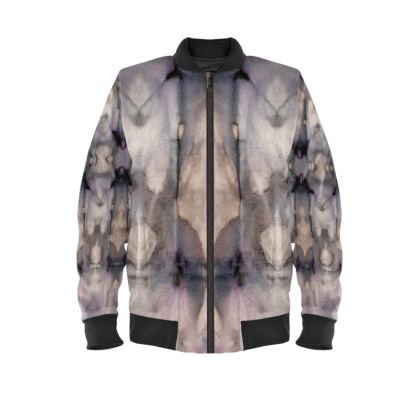 "Ladies Bomber Jacket ""Arrow Grunge Mix"""