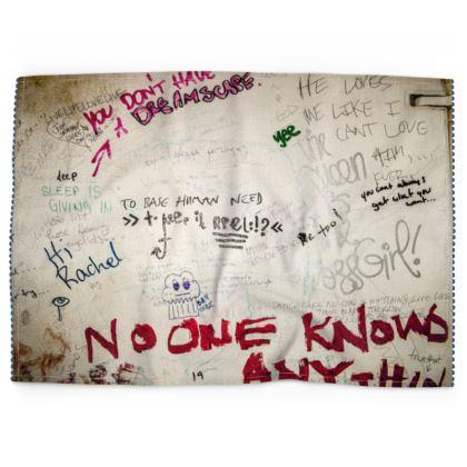 Graffiti Wall Tea Towels