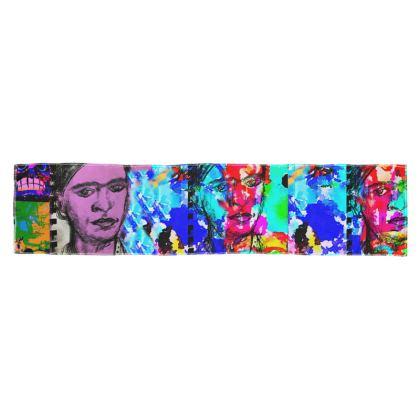 The Frida Kahlo Scarf
