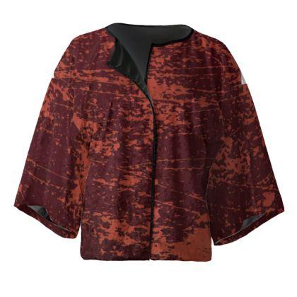 """Kimono Jacket """"Orange"""""""