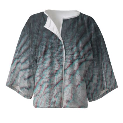 "Kimono Jacket ""Clouds in Aspic"""