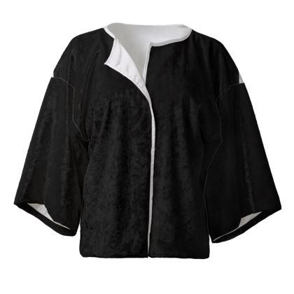 """Kimono Jacket """"framed"""""""