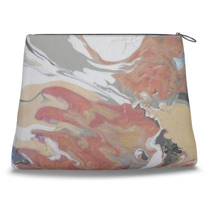 Clutch Bag - Agate Dreams