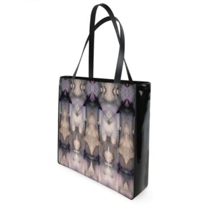 "Shopper Bag ""Arrow Grunge Mix"""