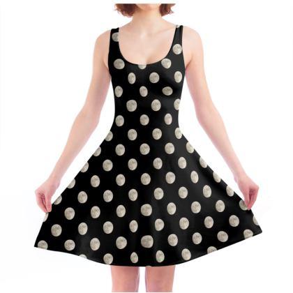 Skater Dress - Many Mooons