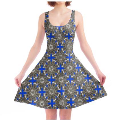 Skater Dress - Mozaic