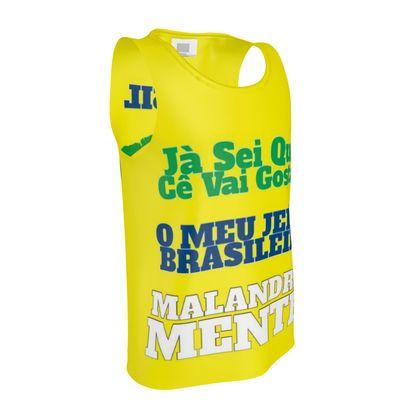 Maillot de basket JEITO BRASILEIRO Collection