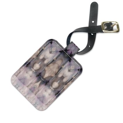"Luggage Tag ""Arrow Grunge"""