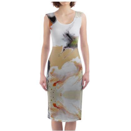 Bodycon Dress - Indian Summer