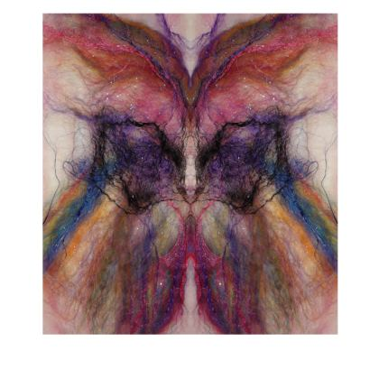 Madame Butterfly Long Slip Dress