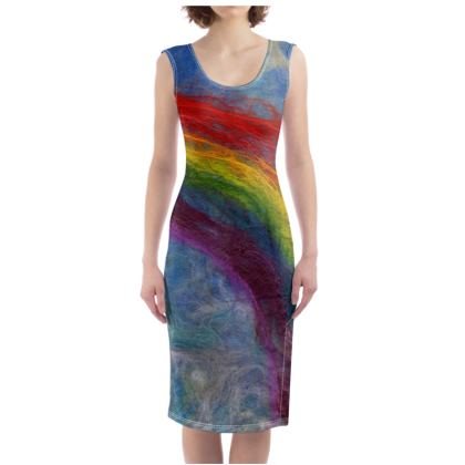 Rainbow Days Bodycon Dress