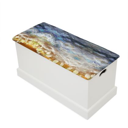 Seashore Blanket Box