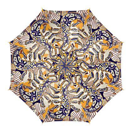 croco blues Parapluie