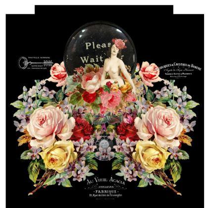 Nuit des Roses Revisited Double Deckchair