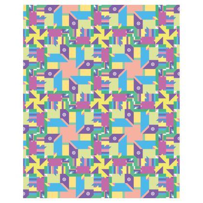 Ladies Tunic T Shirt - multicolor