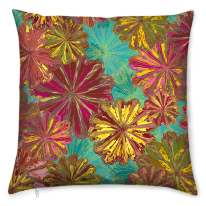Poppytops Cushion