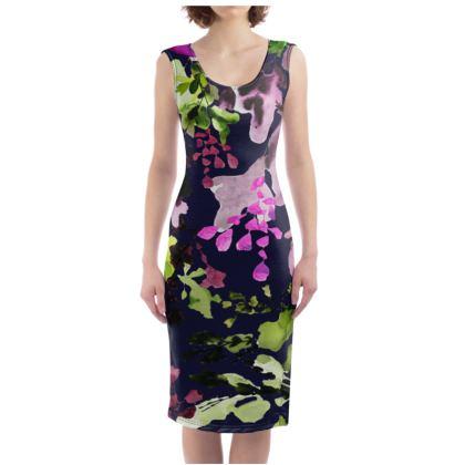 Water Leaf Dress