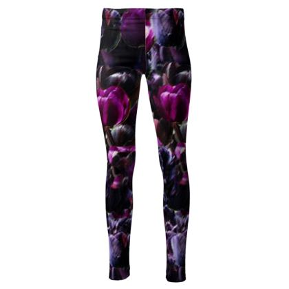 Tulip Printed leggings