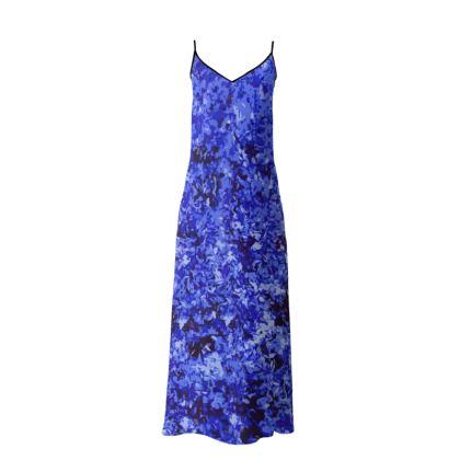 Rainforest Long Slip Dress