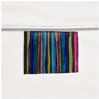 Striped Slip Dress