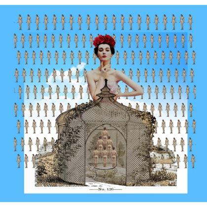 Amour d'Arbour Double Deckchair