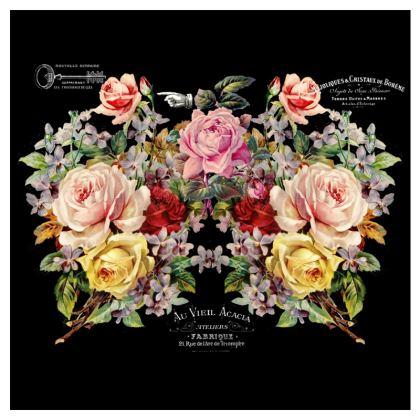 Nuit des Roses Double Deckchair