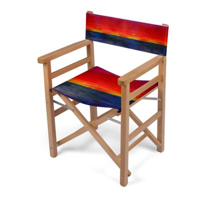 Sunset Design Directors Chair