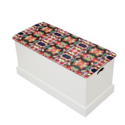 Full Spectrum Kaleidoscope Blanket Box