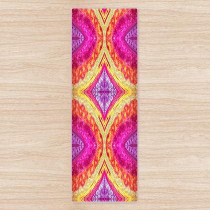 Neon Tara Yoga Mat